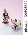 戌 犬 門松の写真 30696240