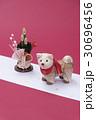 戌 犬 門松の写真 30696456