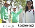 シニアボランティア 通学路での安全補助 30699402