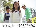 シニア ボランティア 緑のおじさんの写真 30699498