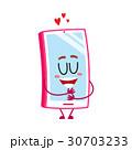 フォン 電話 モバイルのイラスト 30703233