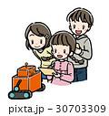 STEM_ロボット_女子_グループ_私服 30703309