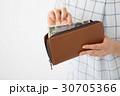 お金と財布 30705366