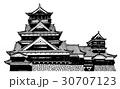 熊本城1 【デジタル】 30707123