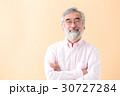 シニア男性 ポートレート 30727284