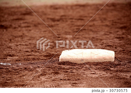野球・ベース 30730575