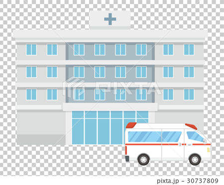 病院【建物・シリーズ】 30737809