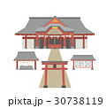 神社【建物・シリーズ】 30738119