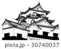 彦根城 【JPG+PNG】 30740037
