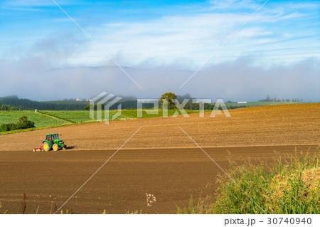《北海道》美瑛の農業 30740940