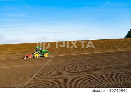 《北海道》美瑛の農業 30740942