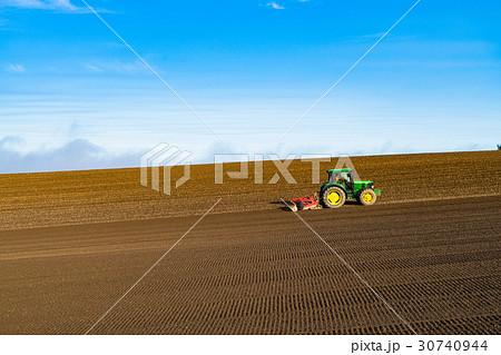 《北海道》美瑛の農業 30740944