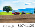美瑛町 畑 農業の写真 30741125