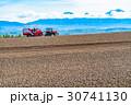 美瑛町 畑 農業の写真 30741130