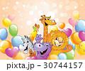動物 マンガ 漫画のイラスト 30744157