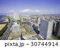 美しい福岡の街並み 30744914