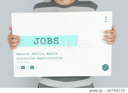 Job Career Hiring Recruitment Qualification Graphic 30749179