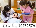 歯医者 患者 歯科医の写真 30762579