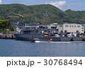 晴れ 港湾 佐世保港の写真 30768494