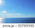 風景 晴れ 青空の写真 30769390
