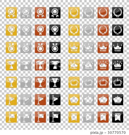 隊列 圖標 Icon 30770570