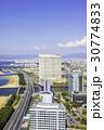 美しい福岡の街並み 30774833