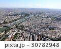エッフェル塔から見たグランパレとセーヌ川 30782948
