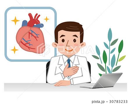 心臓と医師 30783233