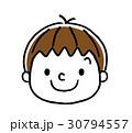 ベクター 子供 男の子のイラスト 30794557