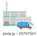 ゴミ処理場【建物・シリーズ】 30797947