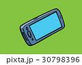 モバイル ガジェット スマートフォンのイラスト 30798396