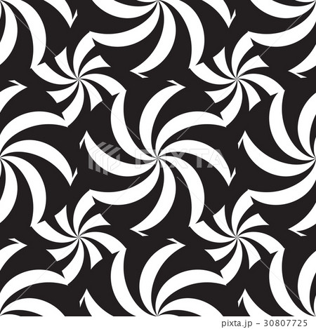 abstract flow line pattern swirl seamless ornament 30807725 pixta. Black Bedroom Furniture Sets. Home Design Ideas