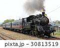 真岡鉄道SL 30813519