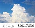 青空 空 雲の写真 30817830