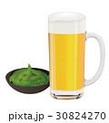 ビールと枝豆 30824270