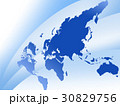 日本ビジネス 世界地図 成長 グローバル 30829756