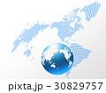 日本ビジネス 世界地図 成長 グローバル 30829757