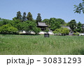 新緑の備中国分寺五重塔(横位置) 30831293