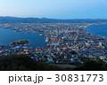 風景 函館 夕景の写真 30831773