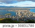 風景 函館 街並みの写真 30831780