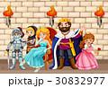 キング 王 王様のイラスト 30832977
