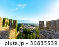 オビドス 風景 谷間の真珠の写真 30835539