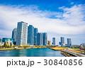 【神奈川県】横浜の街並み 30840856