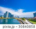 【神奈川県】横浜の街並み 30840858