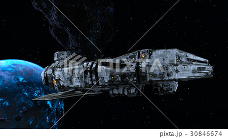 宇宙船 30846674