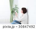 ライフスタイル 女性 スマートフォンの写真 30847492