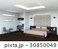 ベッドルーム 30850049
