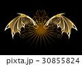 Mechanical dragon wings 30855824