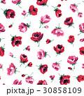 花 花柄 フローラルのイラスト 30858109