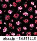 花 花柄 フローラルのイラスト 30858115